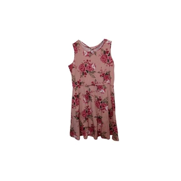 Flower Unicorn Dress XXL/16